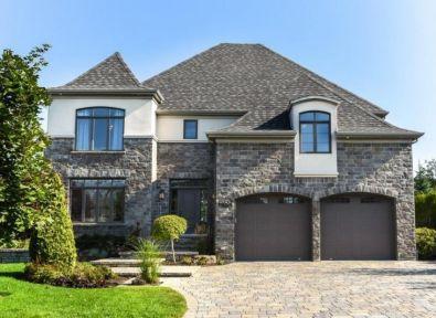 Immobilier Quebec Canada Montreal : Maison/Villa Residence Canada ...